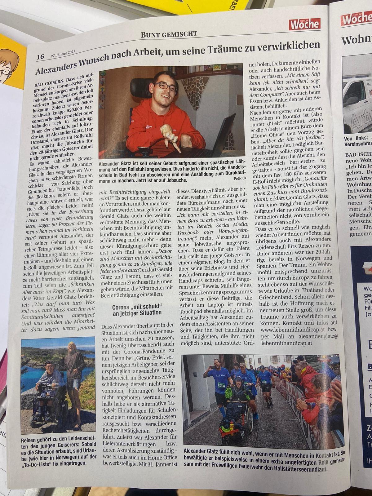 Bericht-Arbeitssuche_IschlerWoche